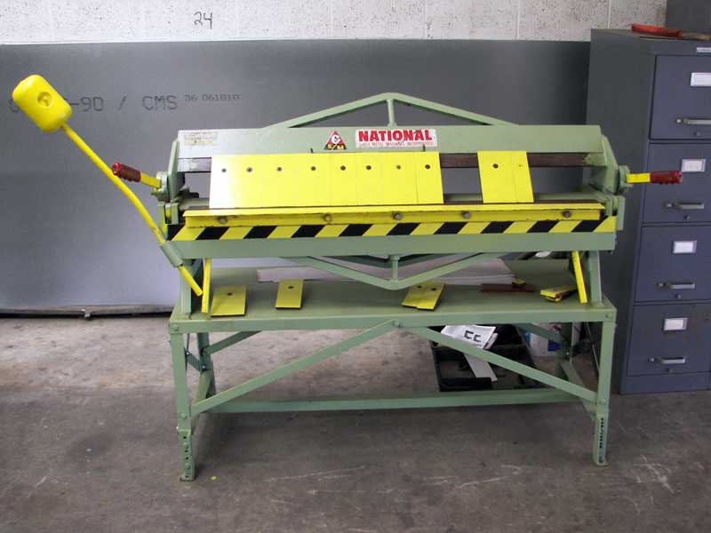 Sheet Metal Equipment